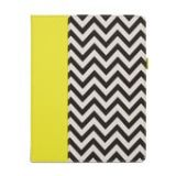 Griffin Zig Zag Folio Case for iPad Mini Citron GB36128
